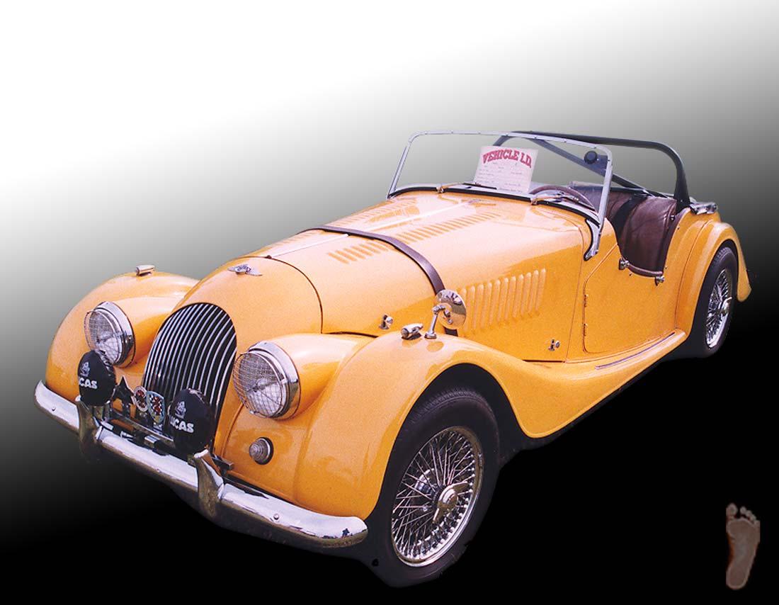 British Motor car series 3