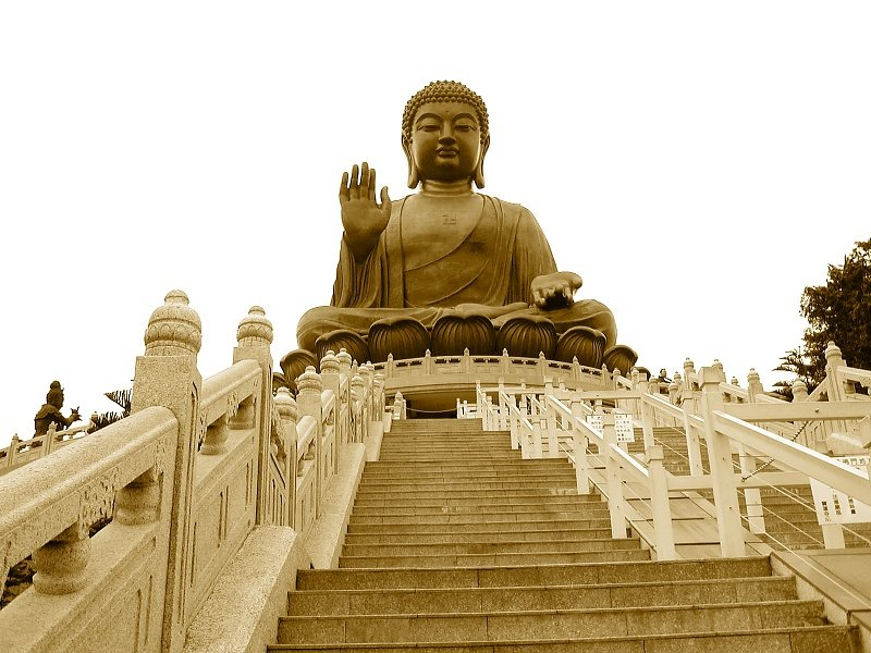 how to get to big buddha hong kong