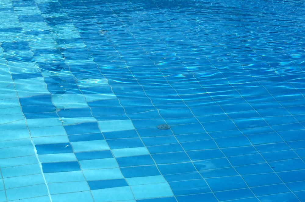 Free Pool Water Reflection 2 Stock Photo