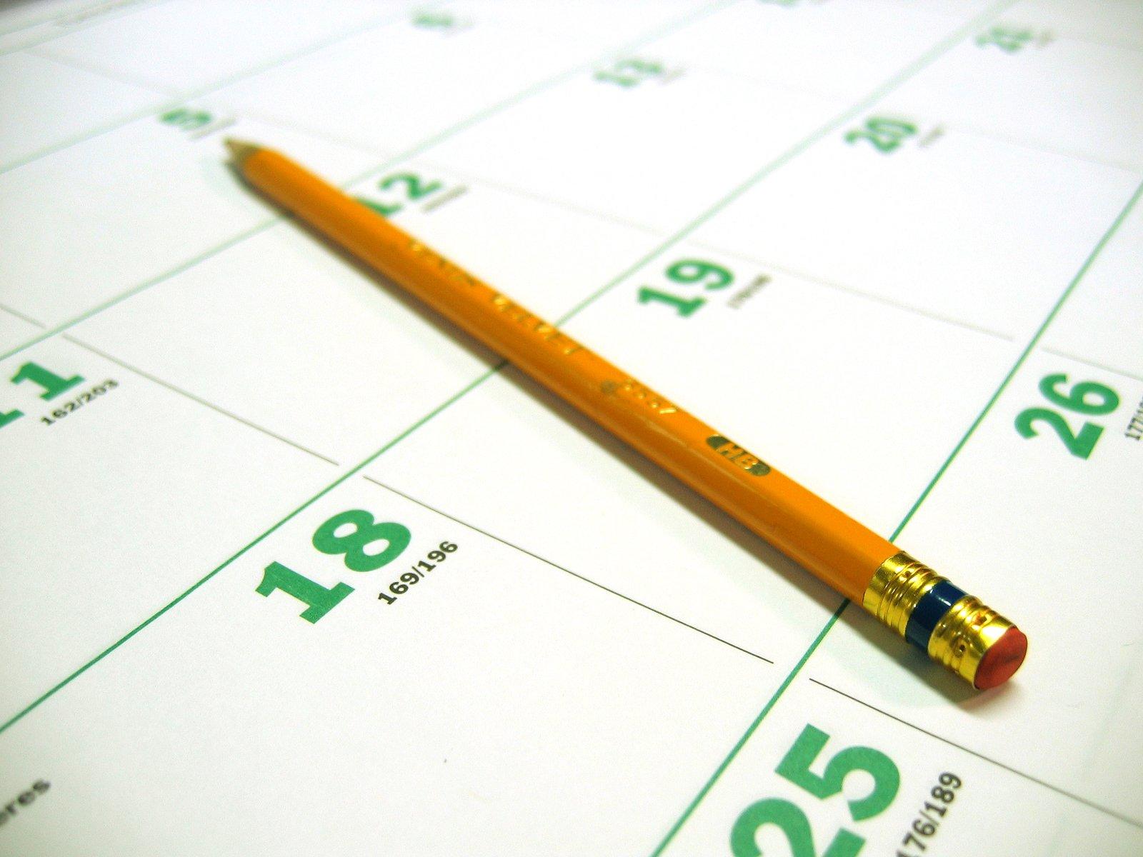 Calendar series 4
