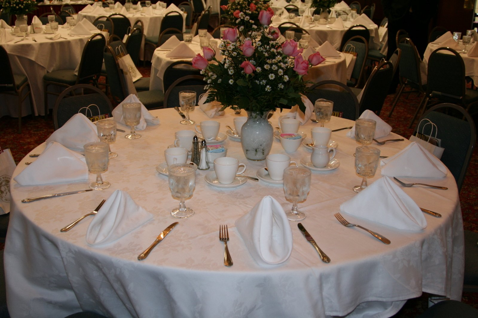 Free Banquet 4 Stock Photo Freeimages Com