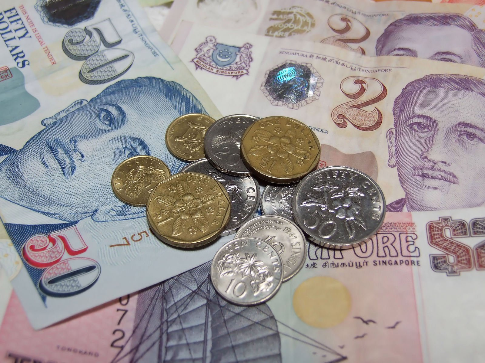 Free Singapore currency 3 Stock Photo - FreeImages com