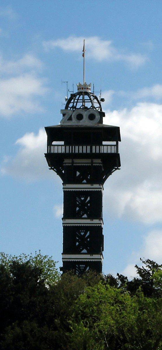 Free Copenhagen Zoo Tower Stock Photo Freeimages Com