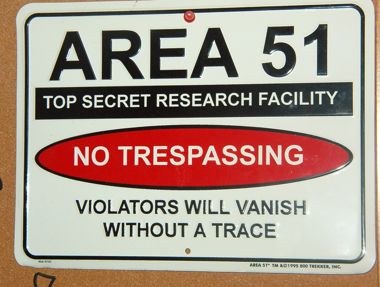Free Area 51 Stock Photo - FreeImages com