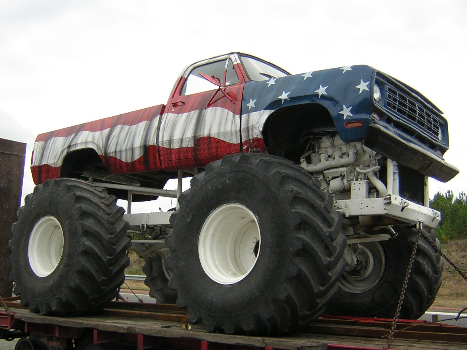 Bigfoot Cars 2