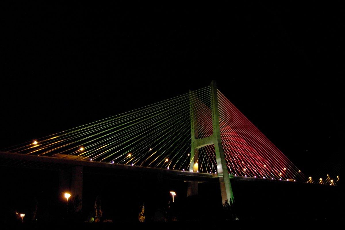 Free Flag Bridge Stock Photo - FreeImages.com