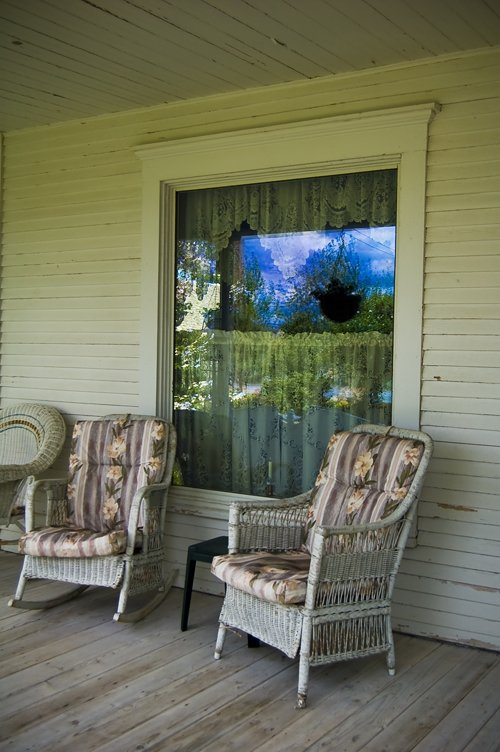 Free Front Porch Stock Photo Freeimages Com