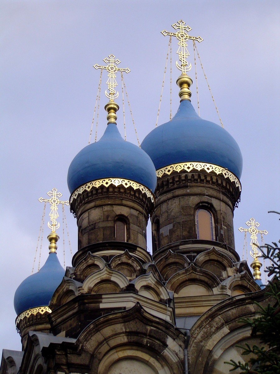 Free Russian Orthodox Church Stock Photo Freeimages Com
