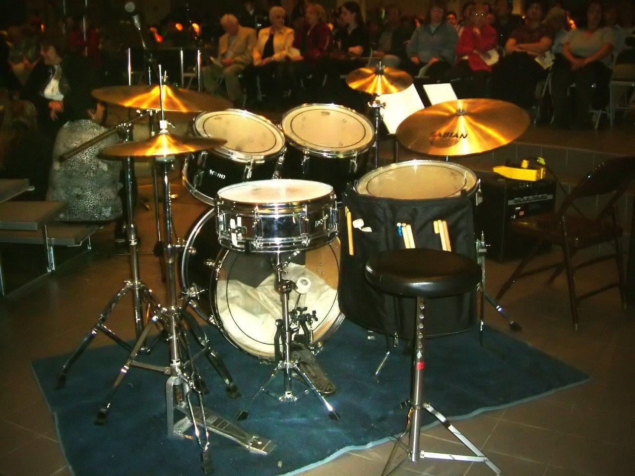 Free Drum Kit Stock Photo - FreeImages com
