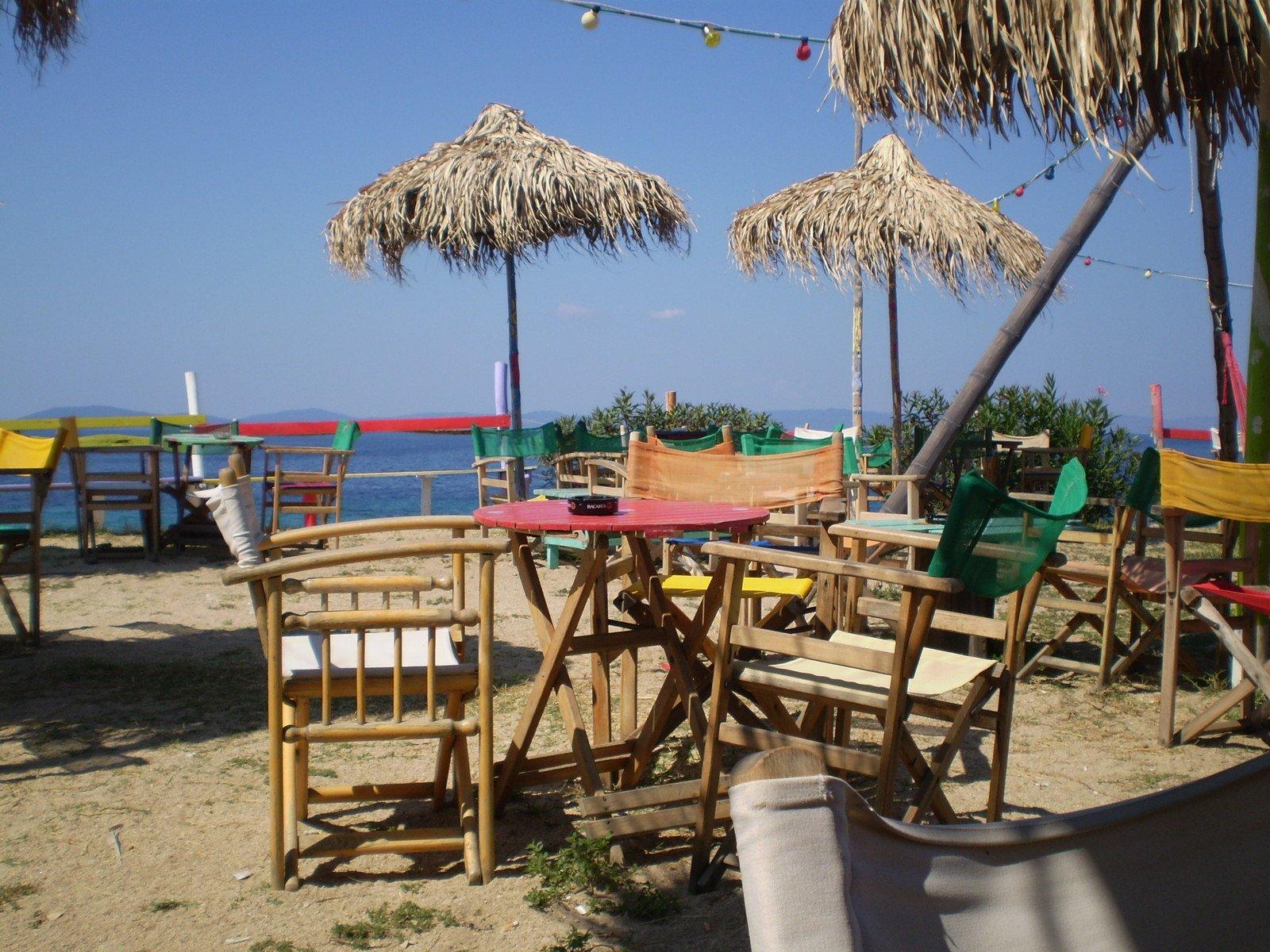Free Un Bar En La Playa 1 Stock Photo Freeimagescom