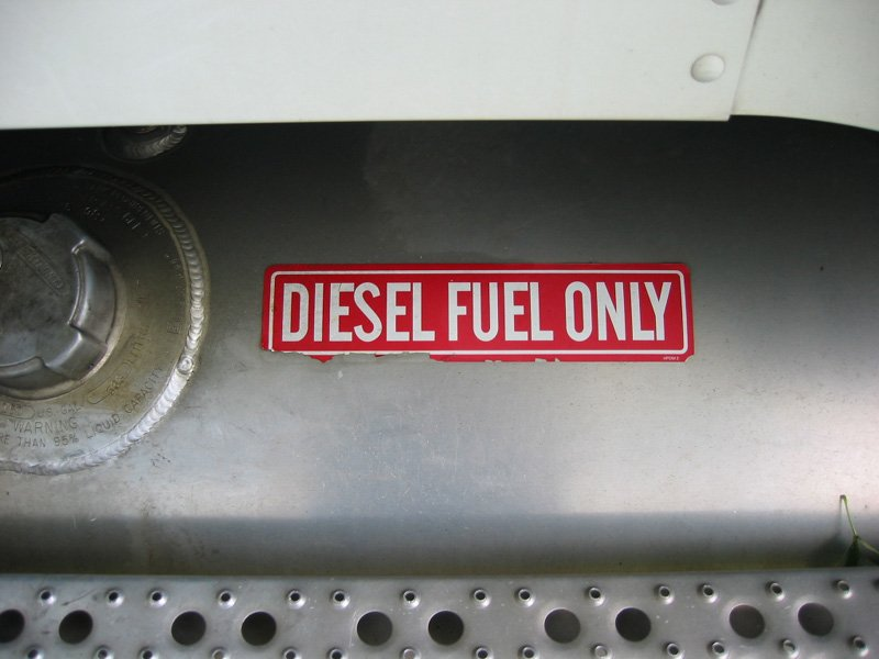 Free Diesel fuel only Stock Photo - FreeImages.com