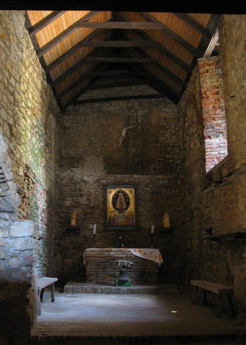 Free Medieval Chapel Stock Photo Freeimages Com