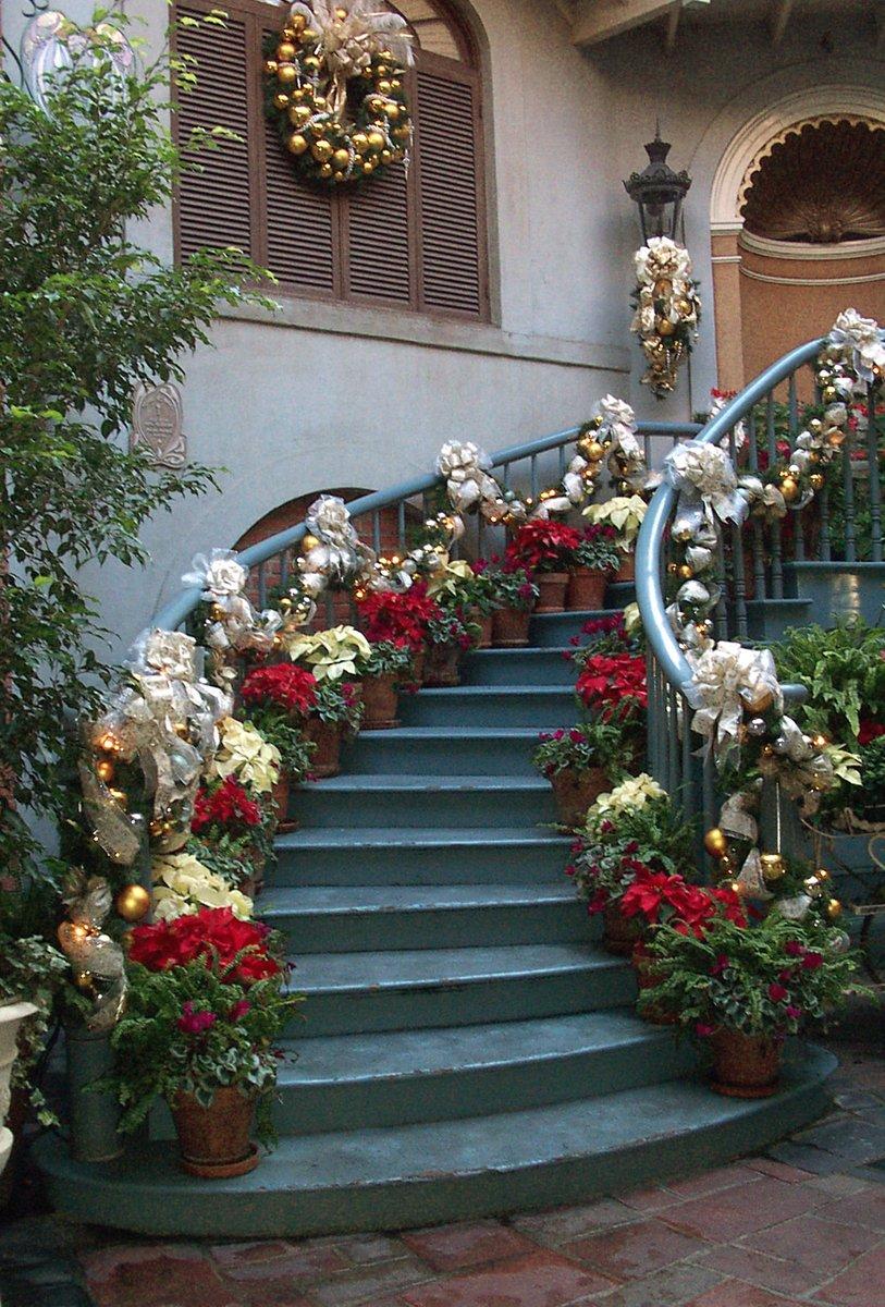 Free Eine Weihnachts-Treppe Stock Photo - FreeImages.com