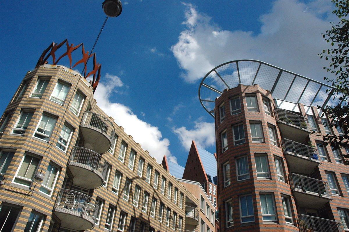 Den Haag buildings