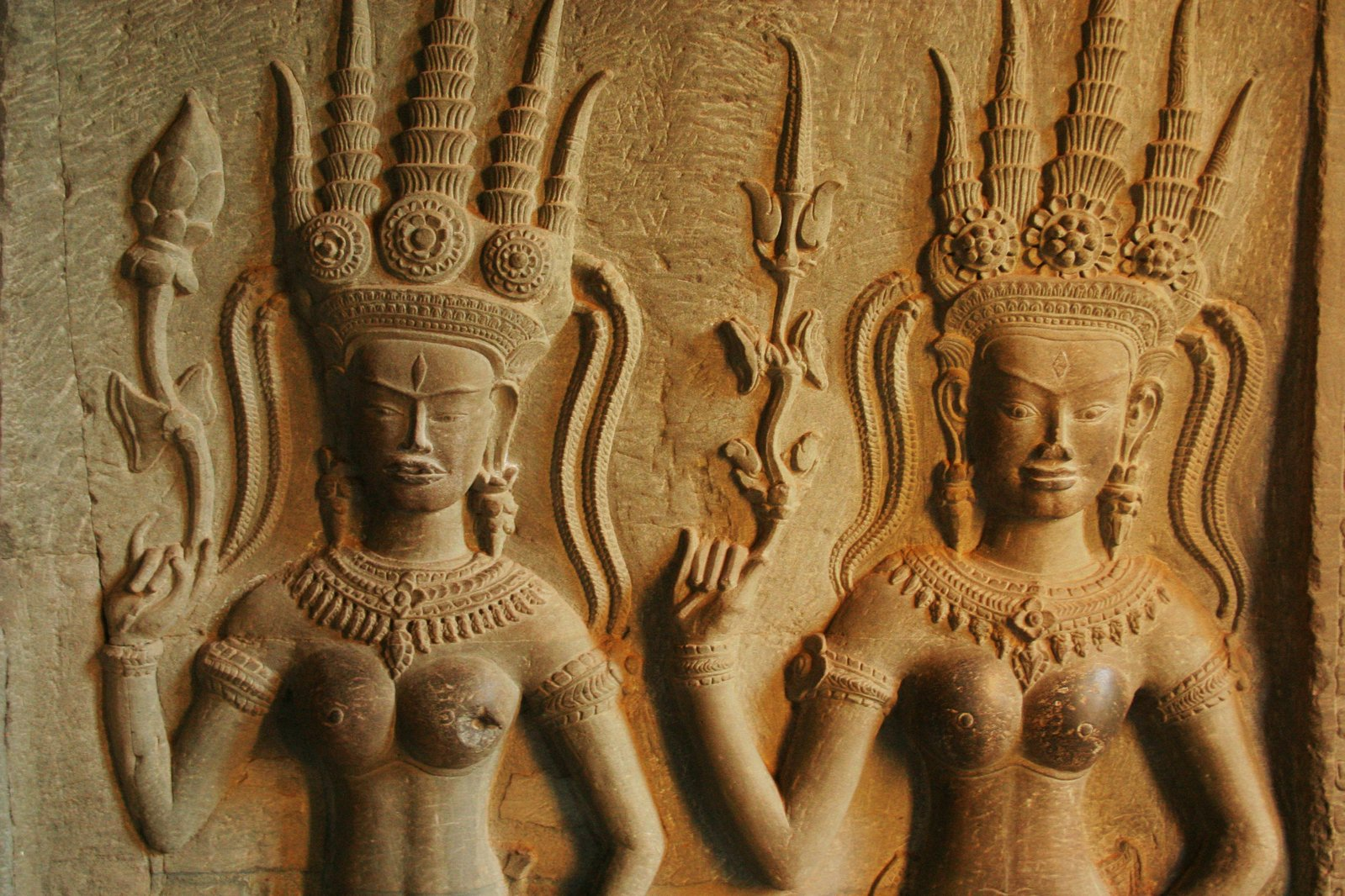 Free temple wall carvings stock photo freeimages