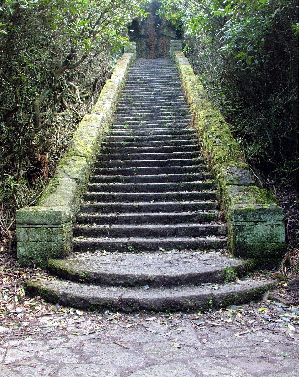 Free Stone Steps 4 Stock Photo