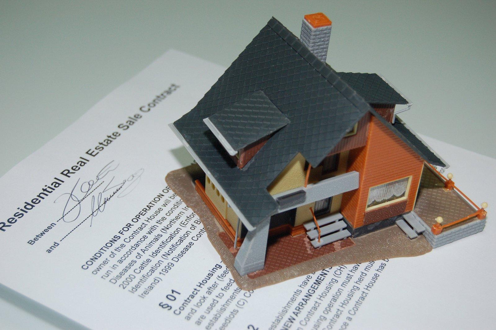 Сопровождение сделок купли-продажи недвижимости