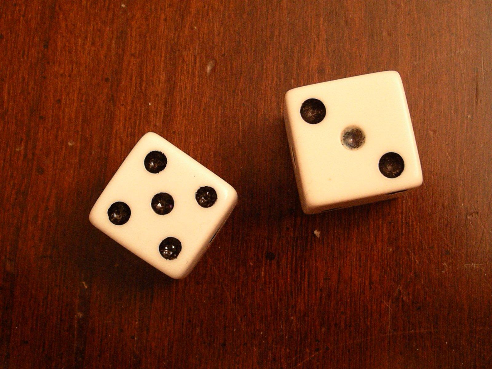 Dice,dice,die,six