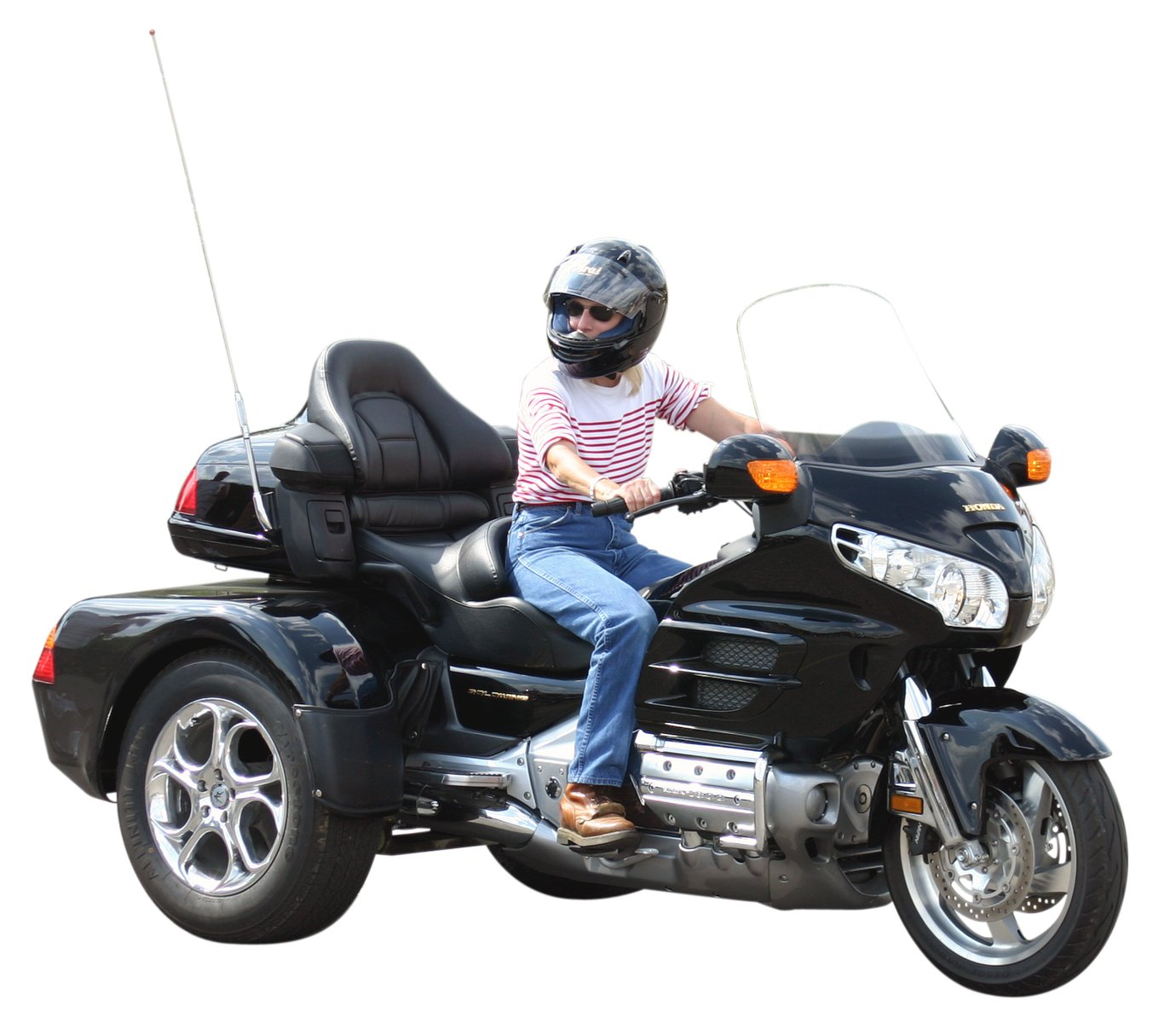 Free Honda Goldwing