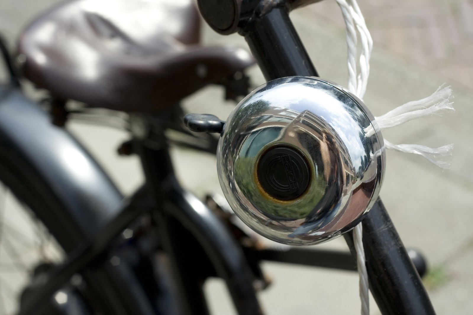 Bicycle bell 1