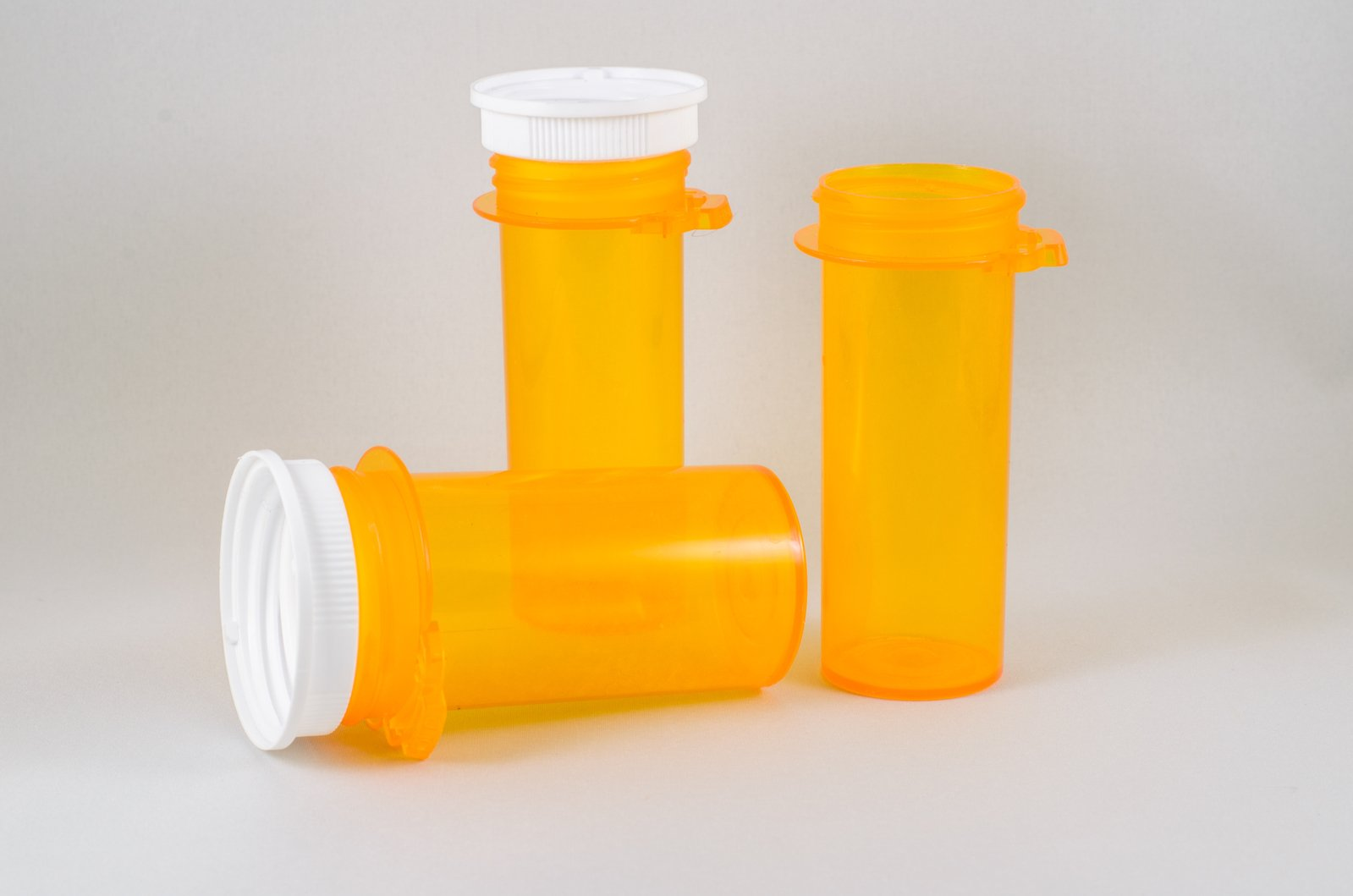 Free empty prescription bottles stock photo for What to do with empty prescription bottles