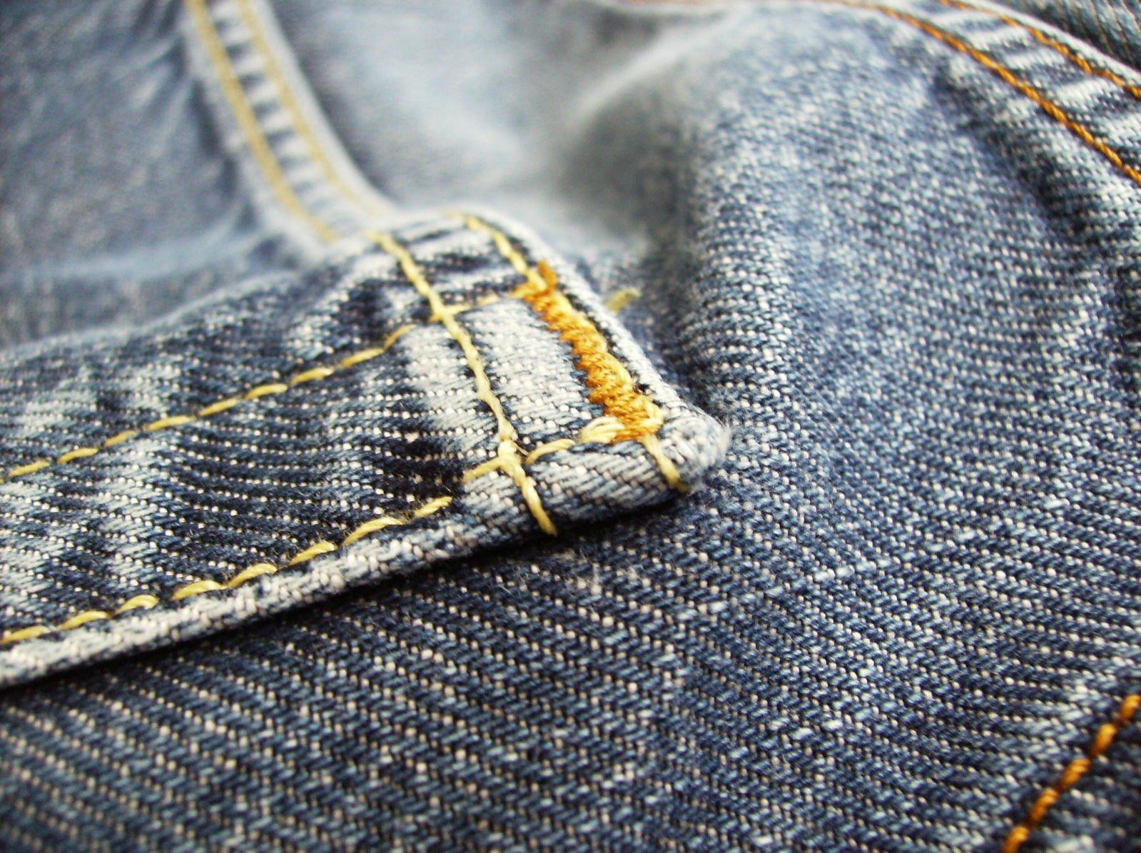 Как вывести краску с джинсов в