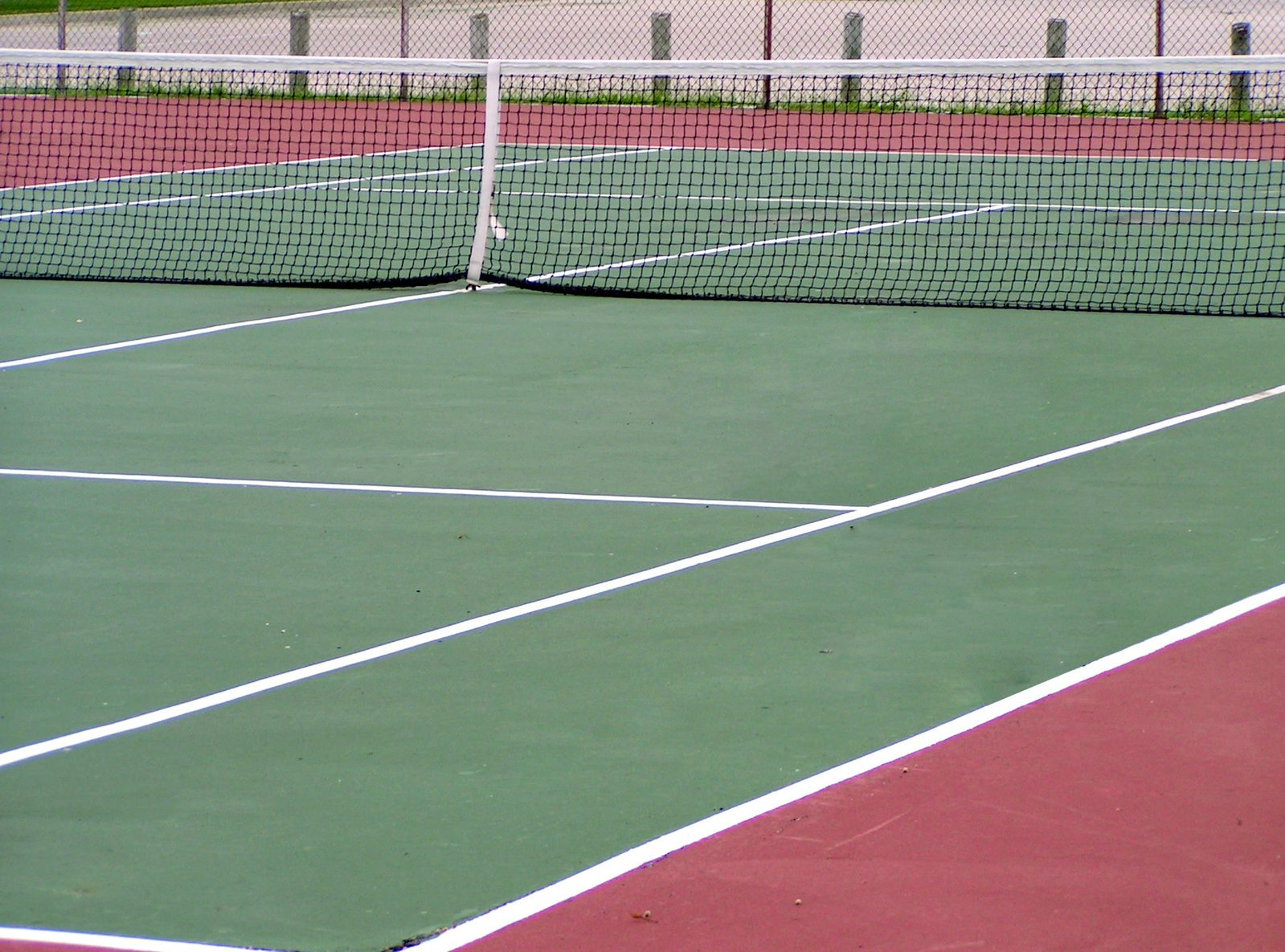 Free Old Tennis Court 1 Stock Photo - FreeImages.com