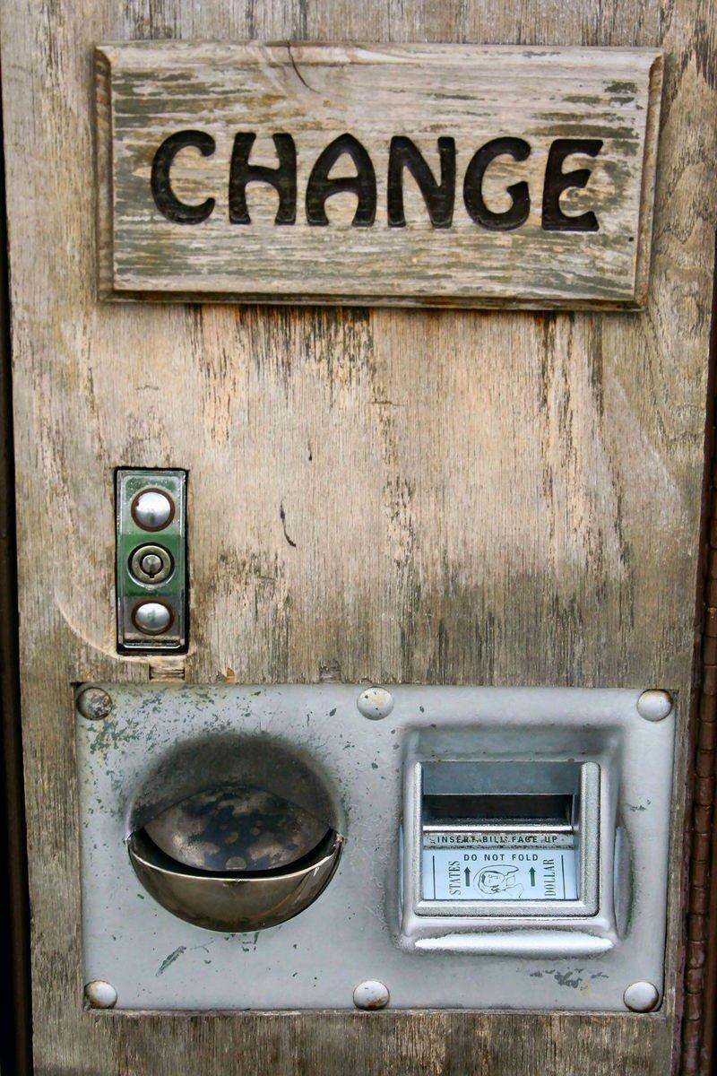 Change,objects,closeups,money