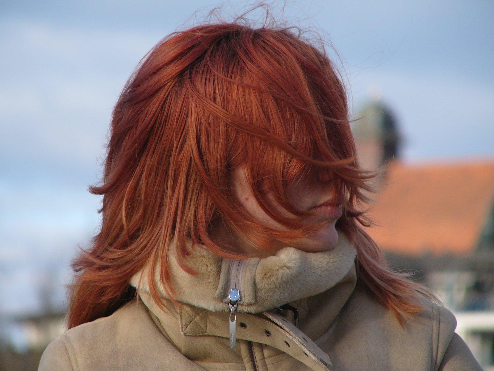 Фотографии девушек с рыжими волосами со спины, Рыжие девушки со спины (36 фото) 13 фотография