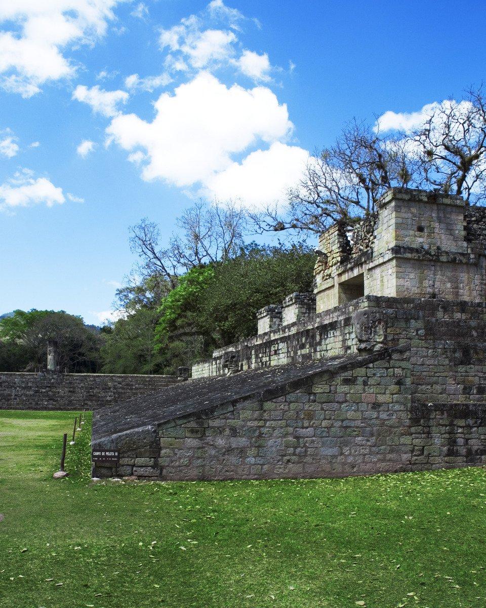Free Copan Ruins 2 Stock Photo
