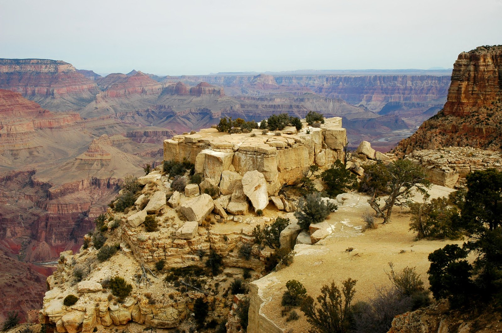 Free Grand Canyon 5 Stock Photo - FreeImages.com
