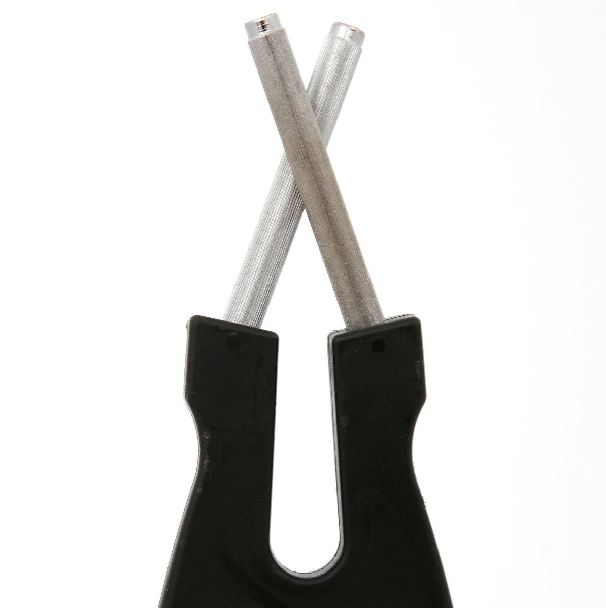 free kitchen chefs tool knife sharpener stock photo. Black Bedroom Furniture Sets. Home Design Ideas