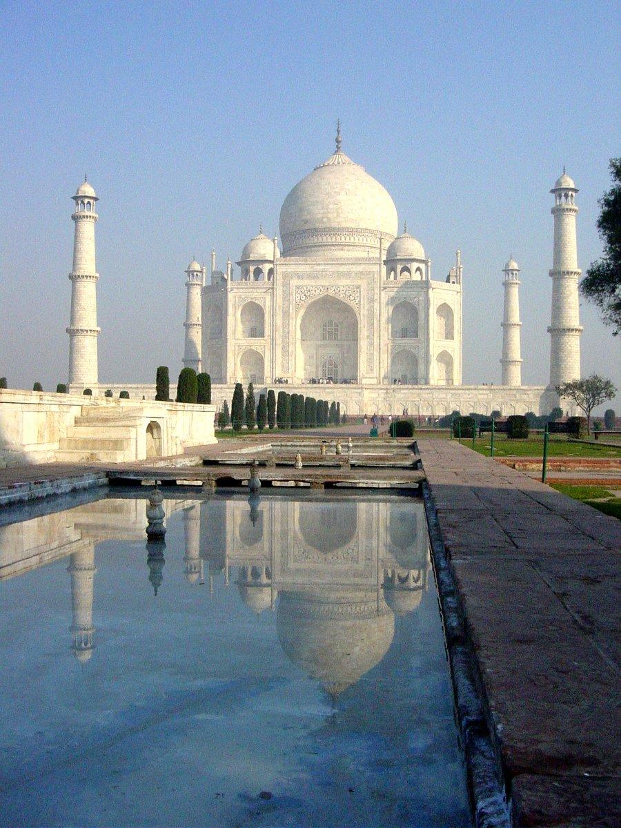 Free Taj Mahal Stock Photo Freeimages Com