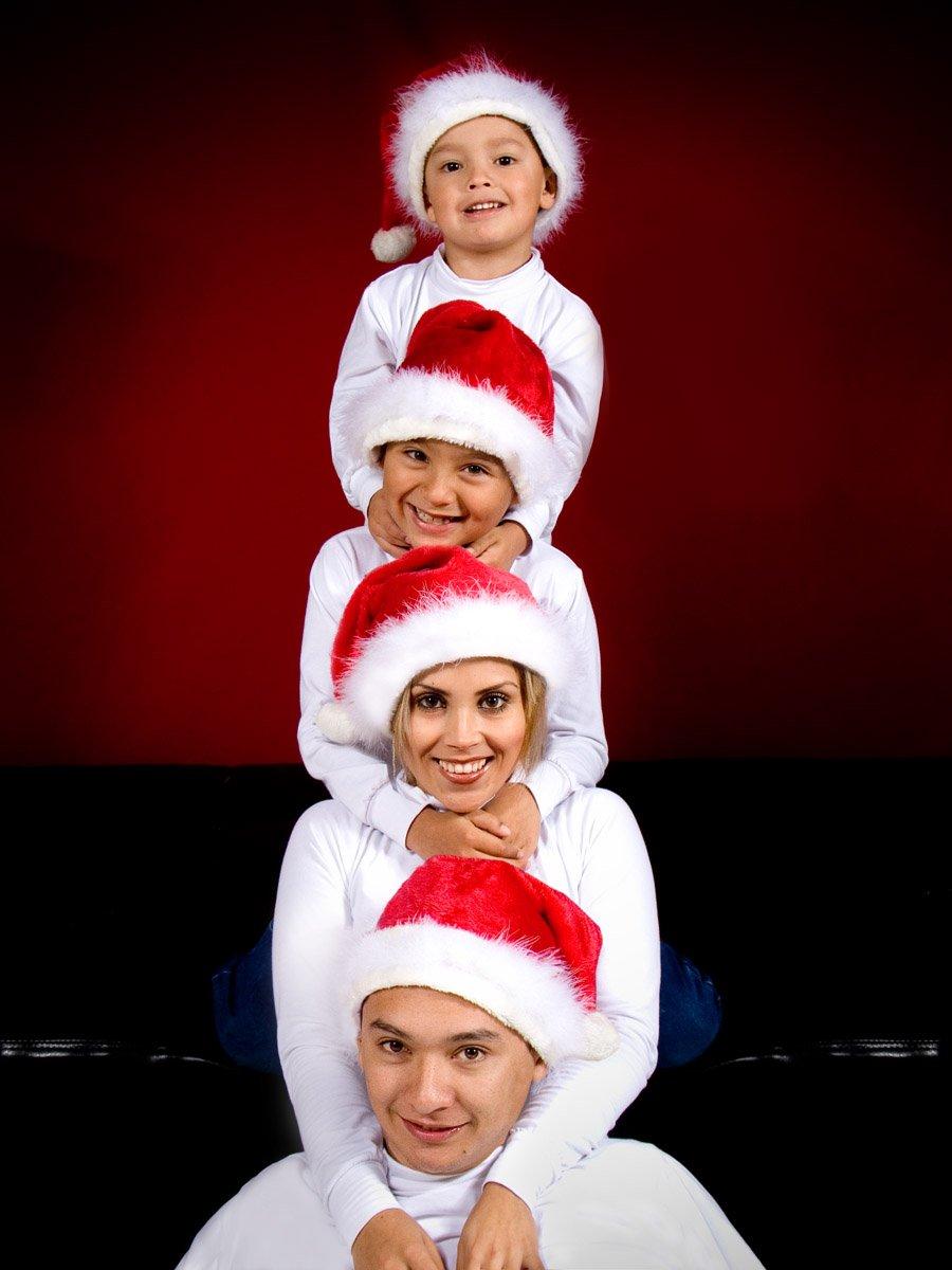 Foto Di Natale Famiglia.Free Famiglia Di Natale 08 Stock Photo Freeimages Com