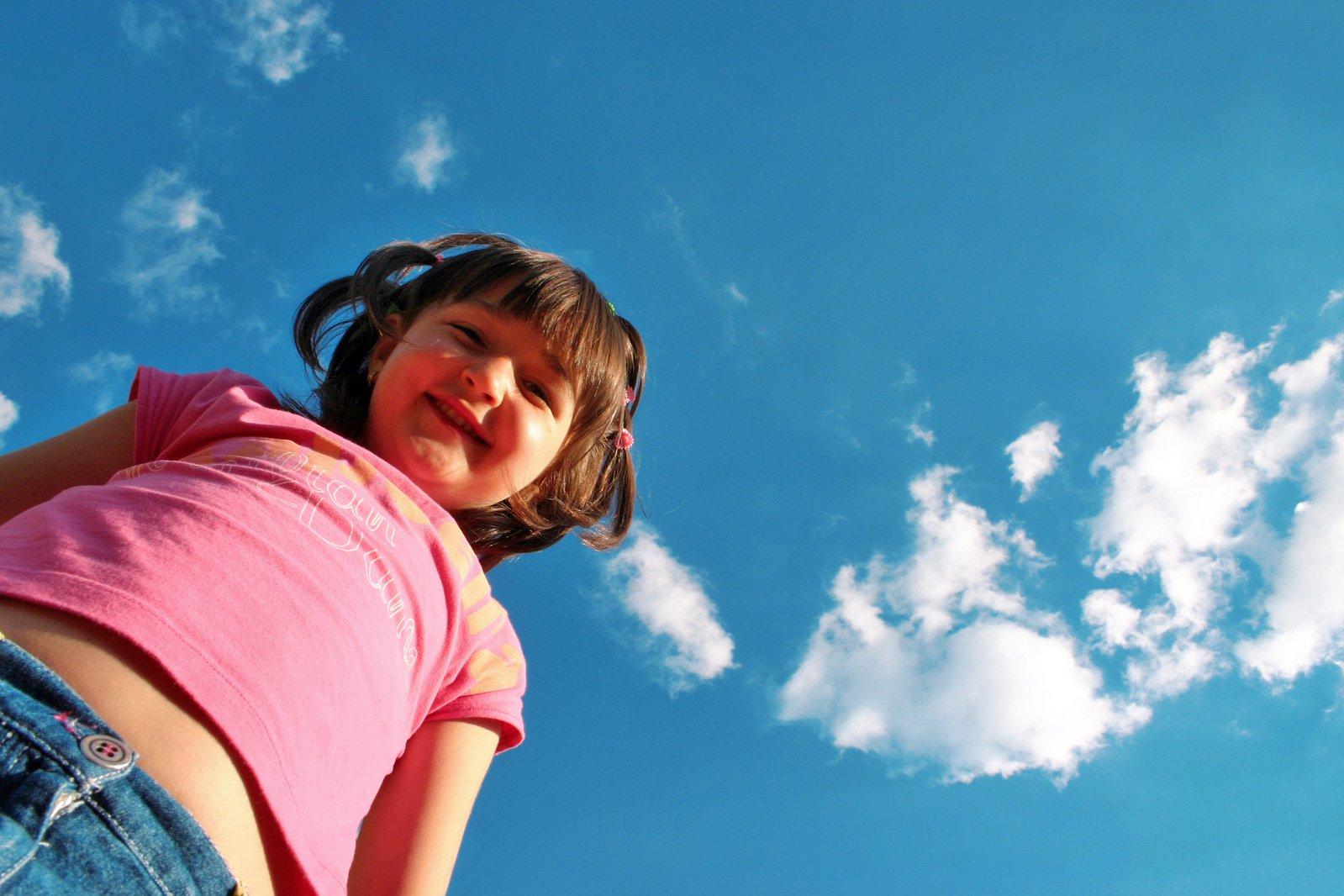 Maia,child,girl,smile