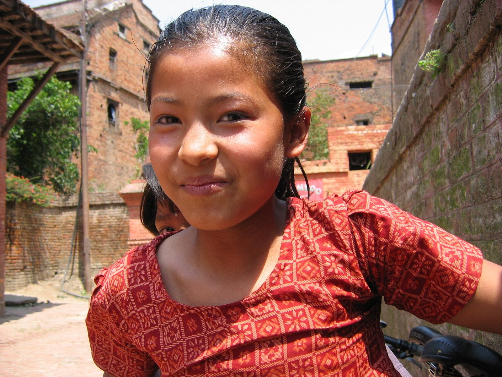 Nepali girl dating online