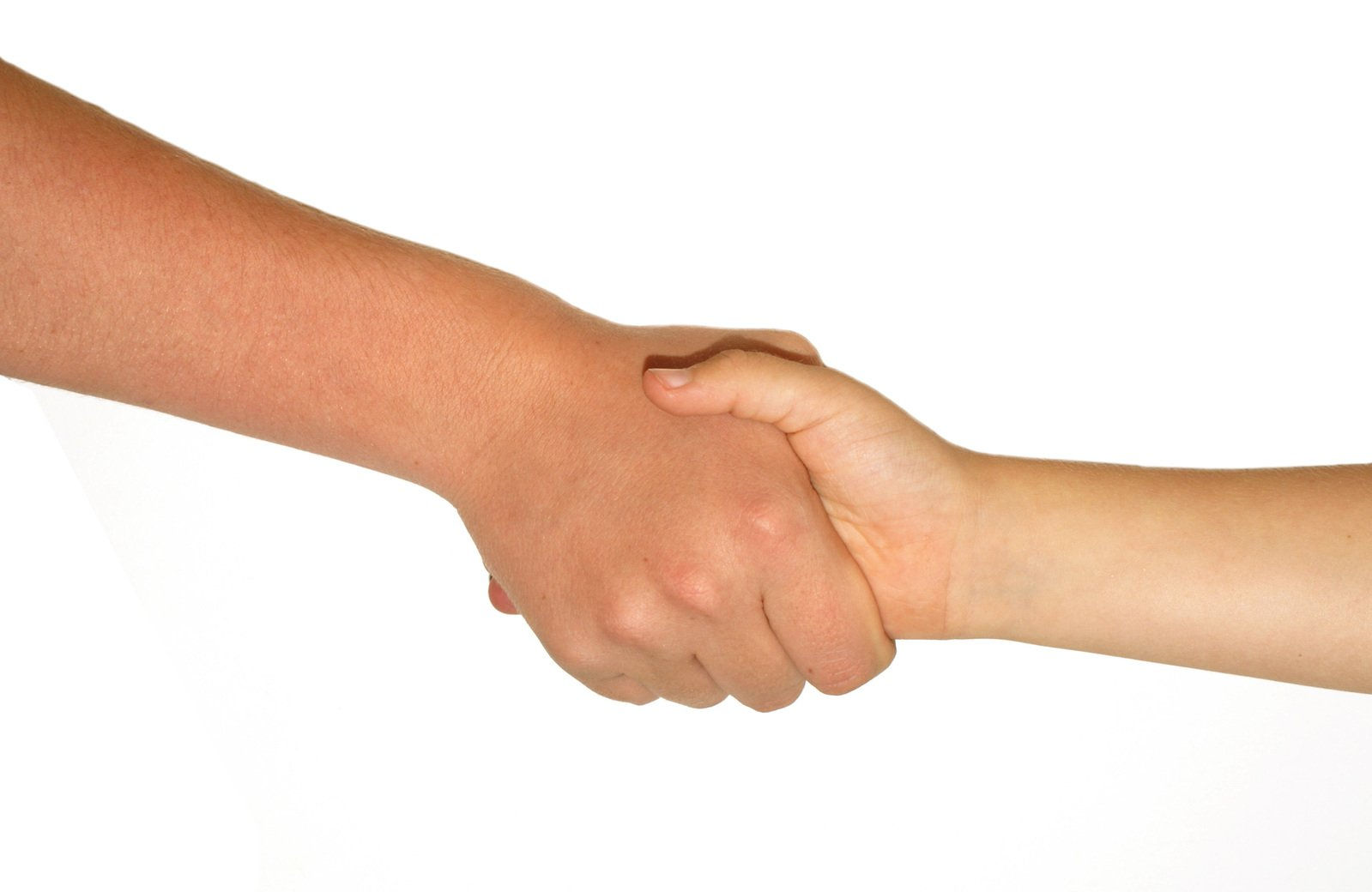 Shaking Hands, photo, #1238535 - FreeImages.com