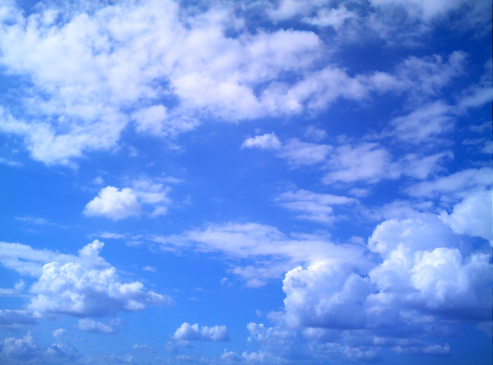 Free Blue sky and clouds Stock Photo - FreeImages.com