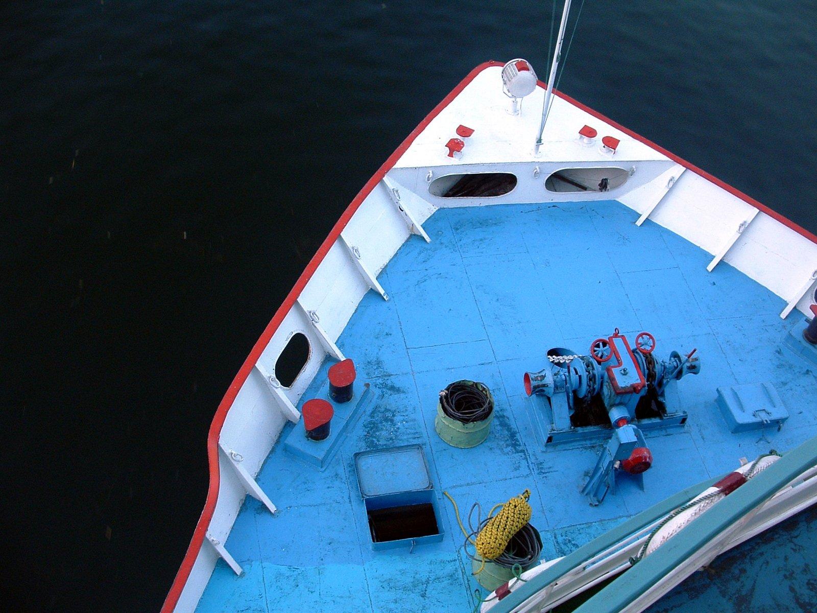 船舶老式电路图