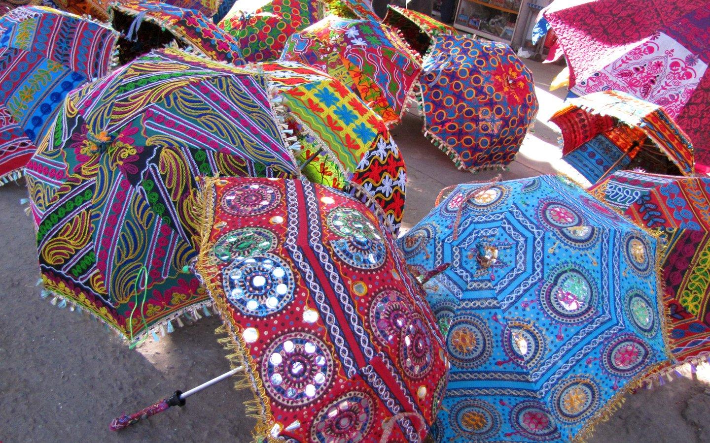 Street Shops in Jaipur 2