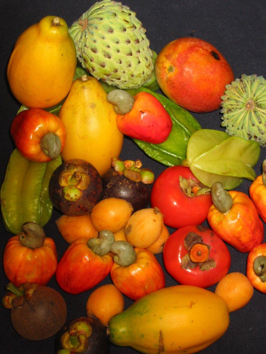 Free tropical fruits Stock Photo - FreeImages.com
