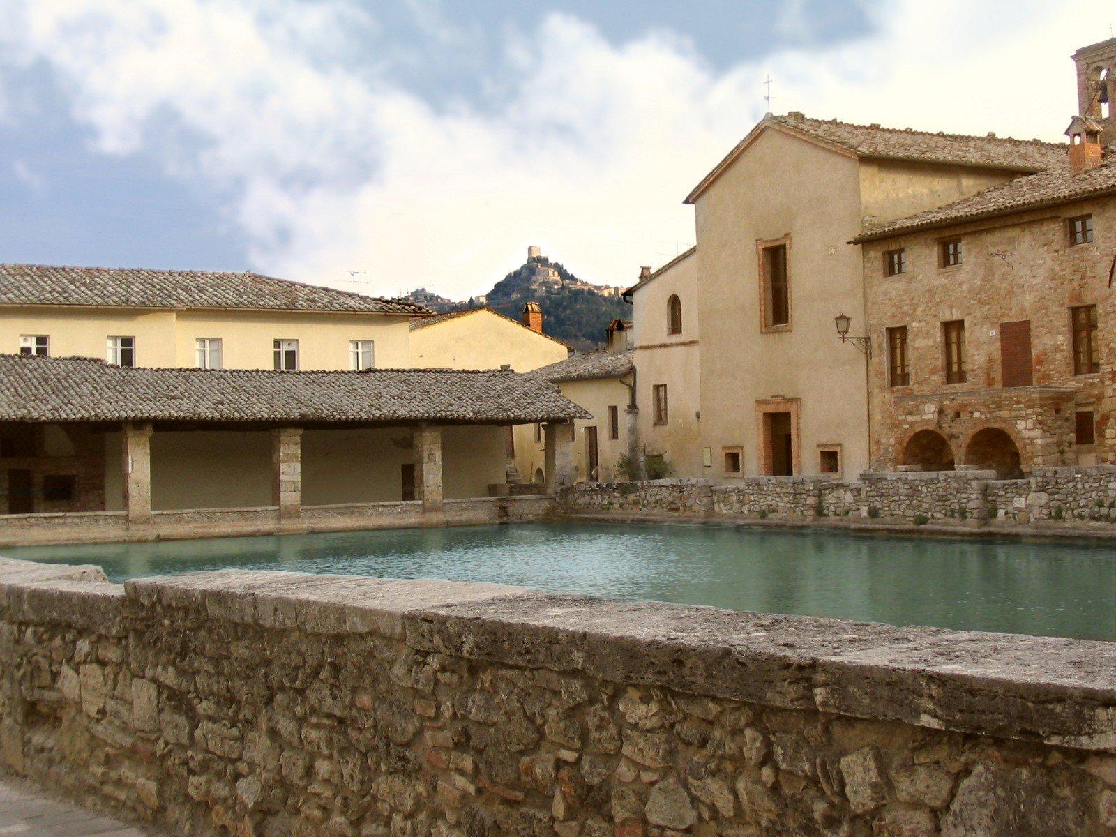 Cosa fare sul Monte Amiata Visita Bagno Vignoni