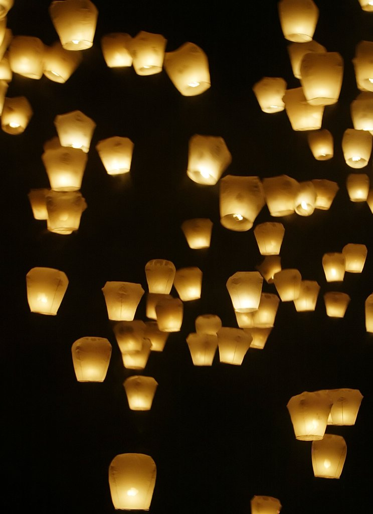 Free Ping Xi Sky Light Stock Photo Freeimages Com