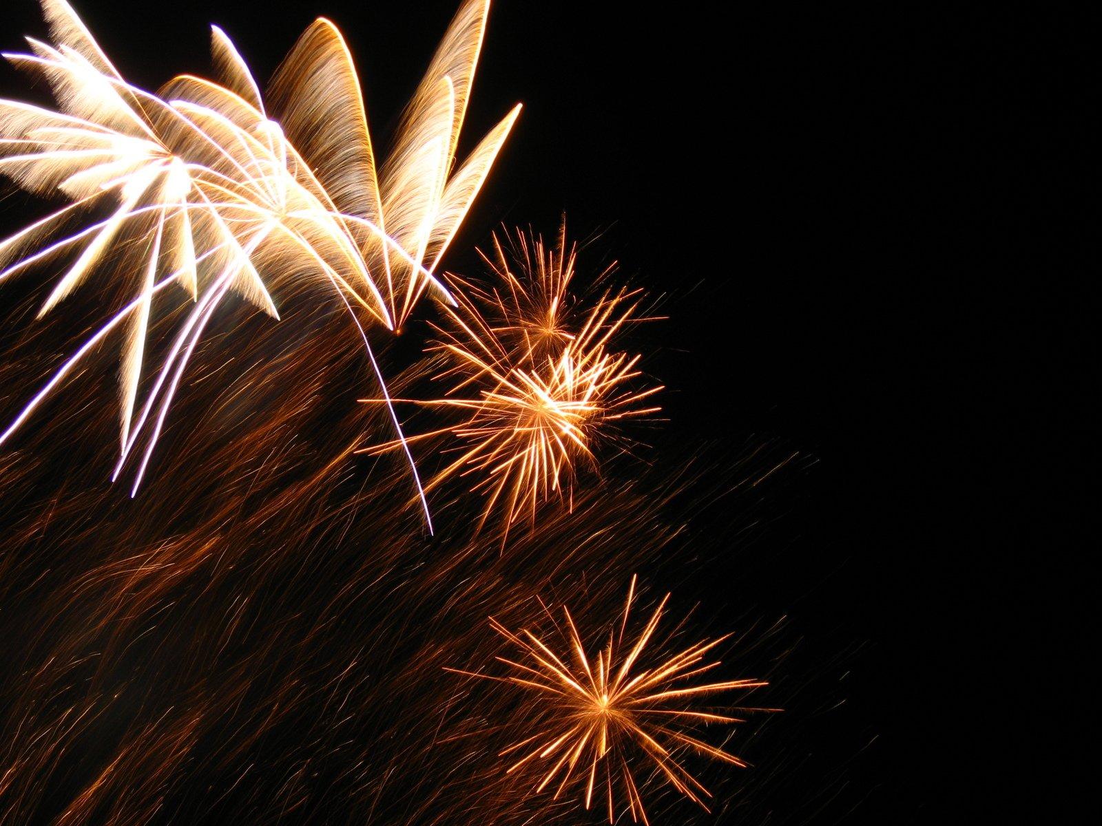 free firework 2 stock photo