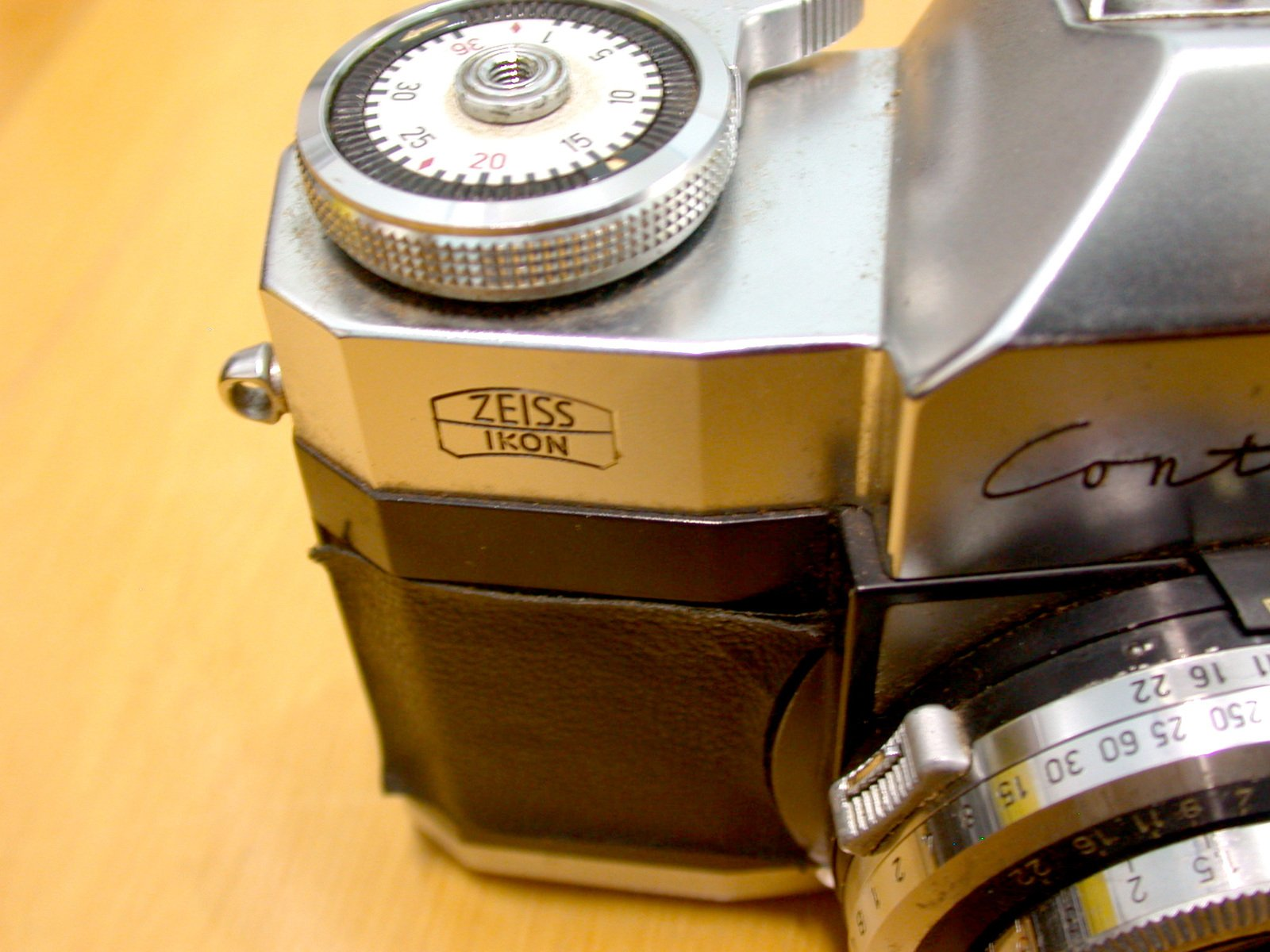 Free Zeiss Ikon - Contaflex 5 Stock Photo - FreeImages com