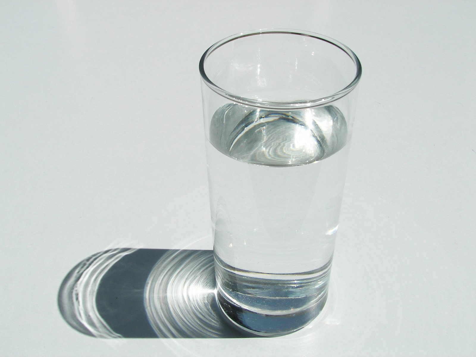 Free glass of water stock photo for Water glass images