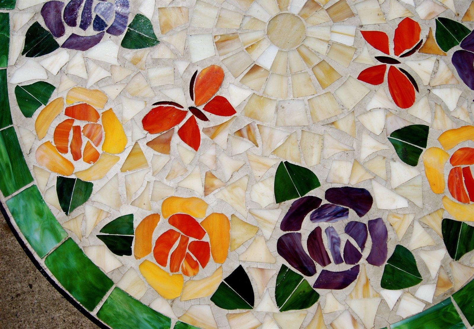 Как сделать плитку мозаику своими руками