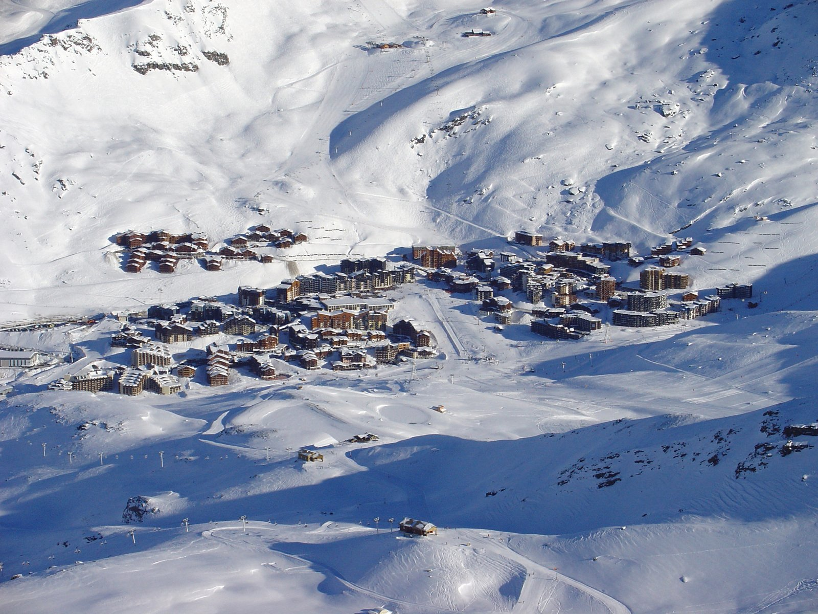 Free Val Thorens (France) Stock Photo - FreeImages.com
