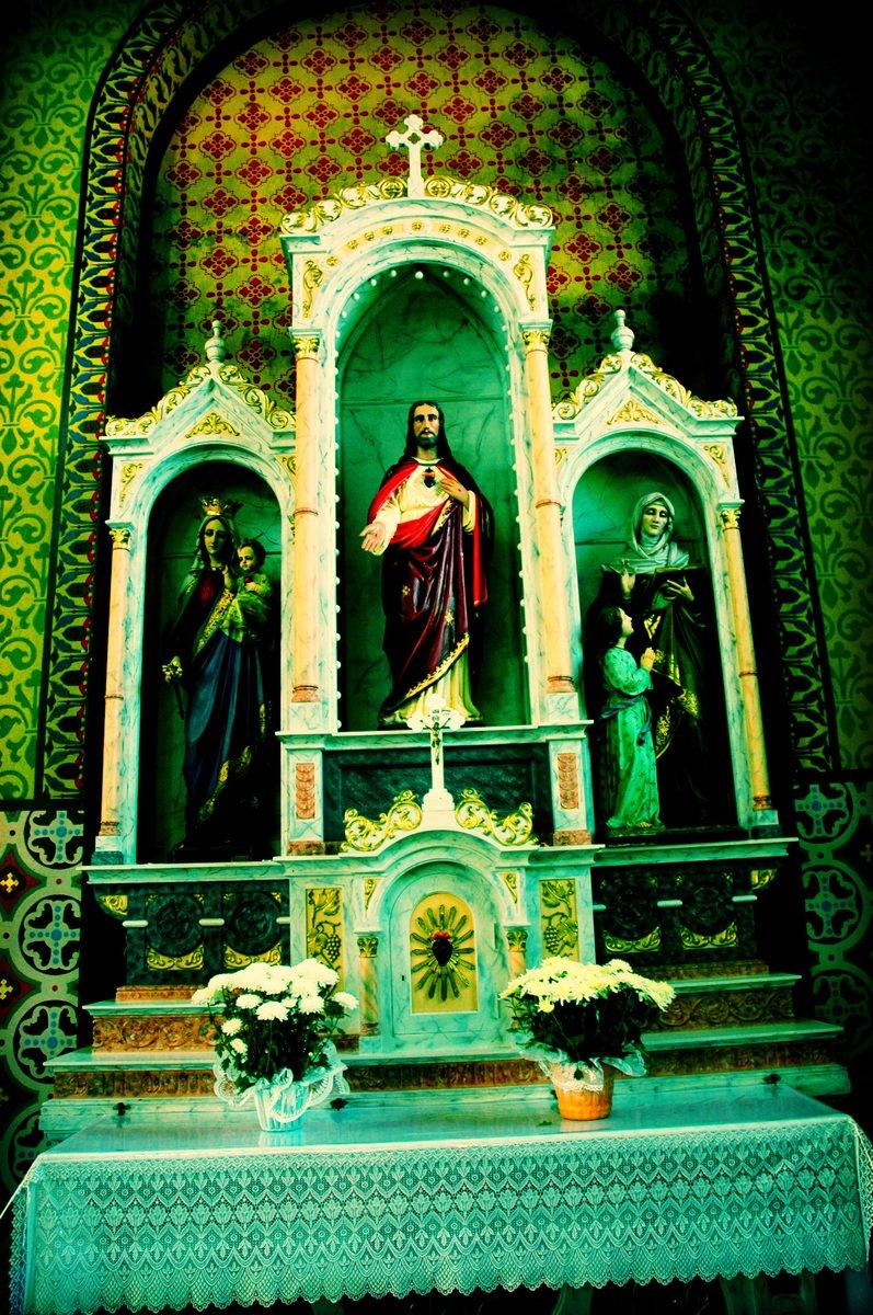 Free Catholic Altar 2 Stock Photo Freeimages Com