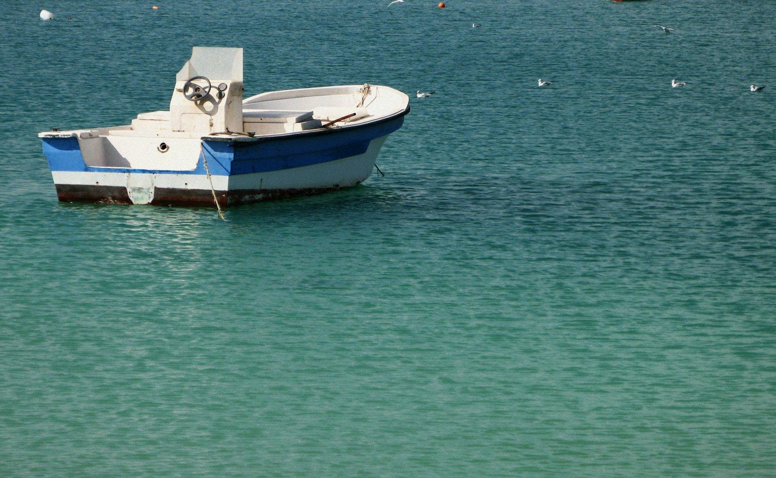 Free Boat Stock Photo